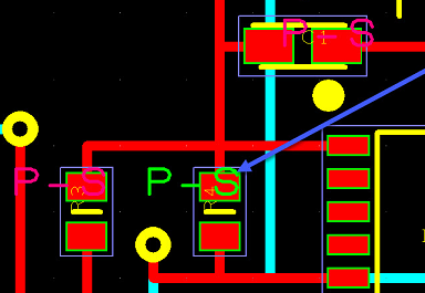 Silkscreen error in a PCB layout in agile projects
