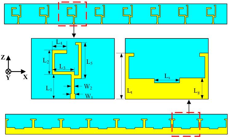 5G MIMO antenna beamforming