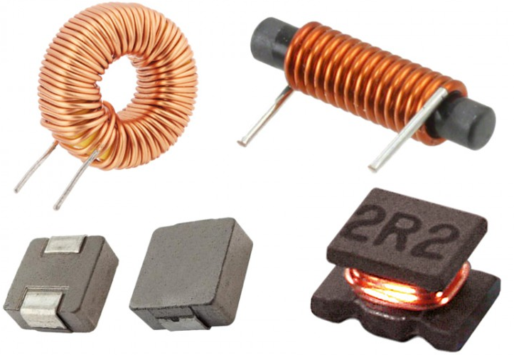 DC DC converter inductor selection and types of inductors