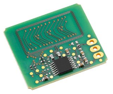 Simple haptic feedback PCB