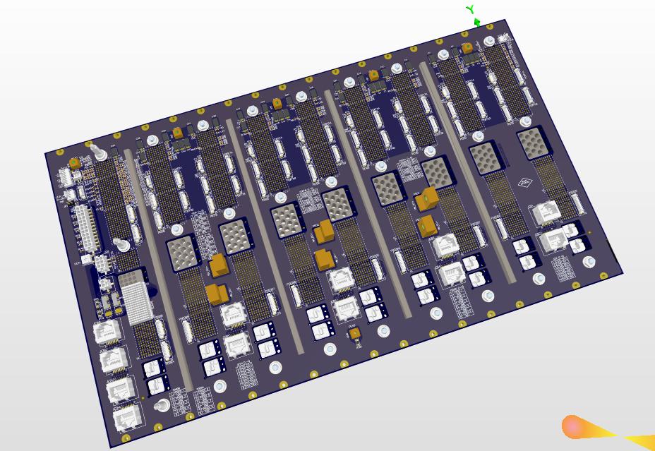 OpenVPX Backplane design aerospace and defense electronics