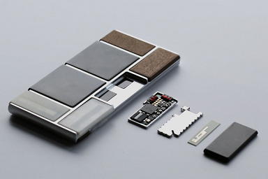 Modular electronics design example: Google Aria