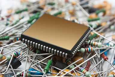 Electronic component shortage