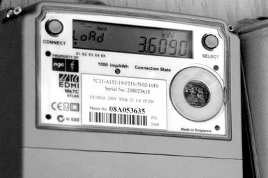 Boost converter waveform rf power supply