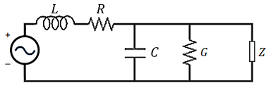 Lumped circuit model