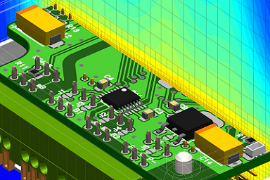PCB Design Simulation Results