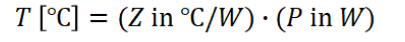 PCB Thermal Analysis temperature rise