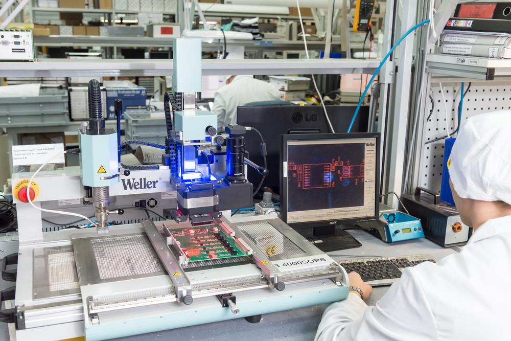Turnkey PCB manufacturing