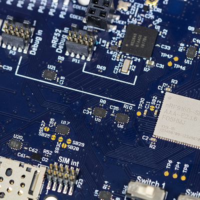 Embedded systems PCB design services