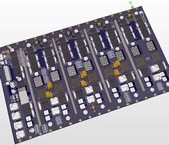 OpenVPX backplane design