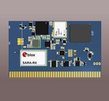 GNSS module LTE module