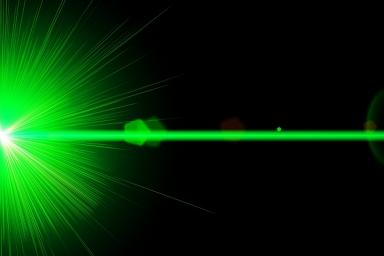 random lasers Tektronix 2017