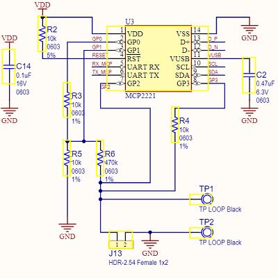 Schematic capture Altium Designer